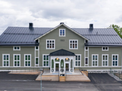 Farstavikens skola Ekedal