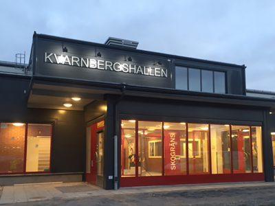Kvarnbergshallen