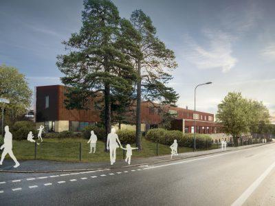 Lindeparkens skola