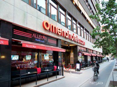 Omena Hotel – kv Lärjungen