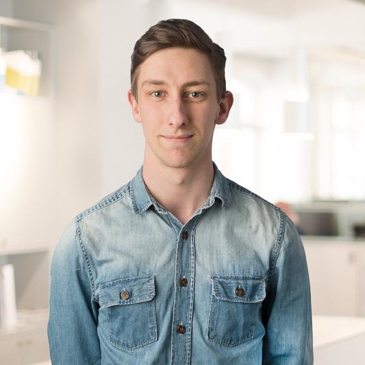 Anton Wingård - projektingenjör